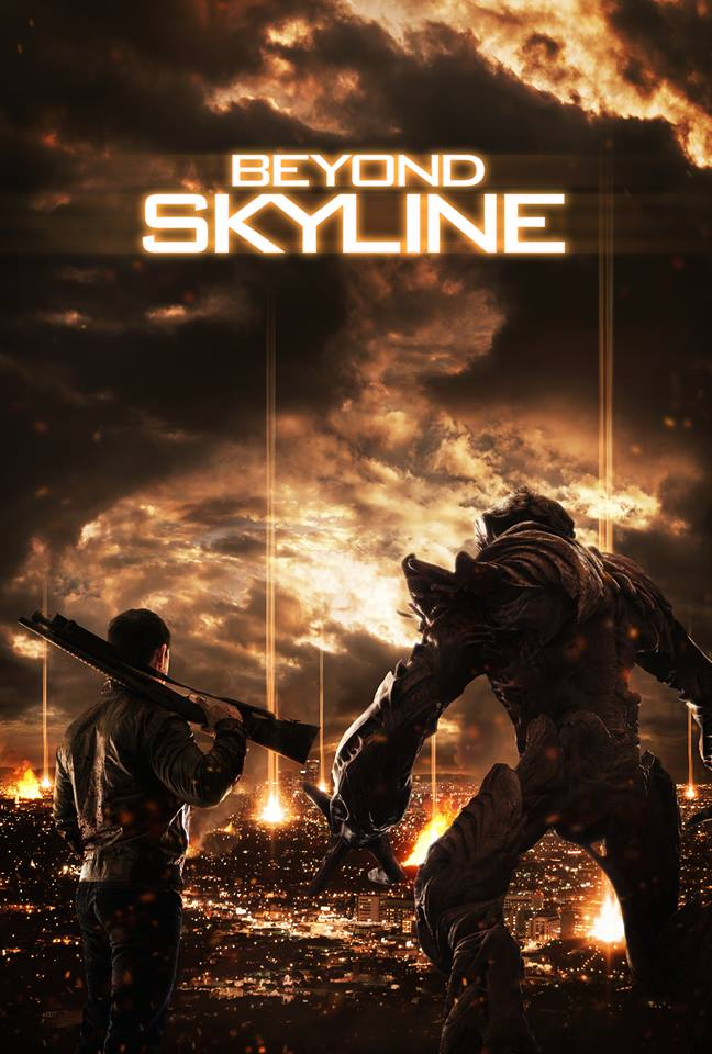 Beyond Skyline : la suite de Skyline montre sa première bande-annonce