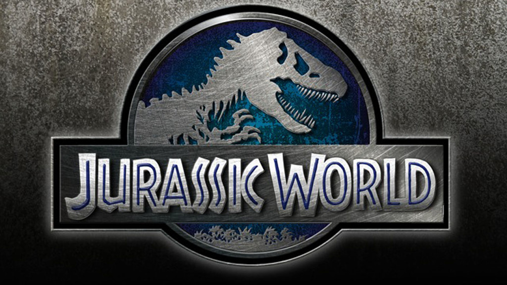 1er avril - [Poisson d'Avril] Jurassic World 3 : Spielberg a une idée de malade Jurassic World Logo
