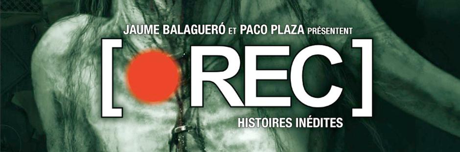 Comics - Rec : Histoires inédites - la BD !  REC1