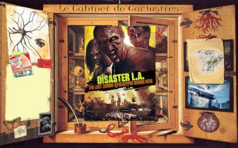 cabinet de curiosités - Disaster L.A. The Last Zombie Apocalypse Begins He.. ZZzz