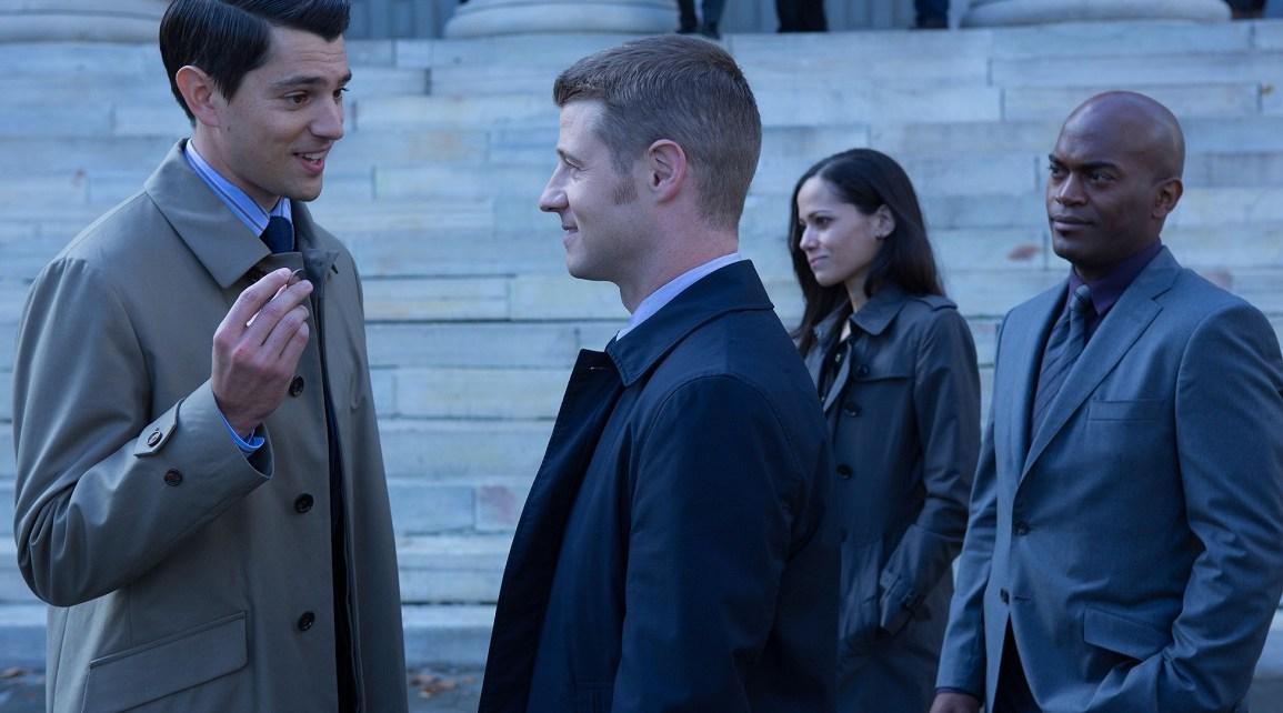 Gotham saison 1 - Gotham 1x09 : Harvey Dent