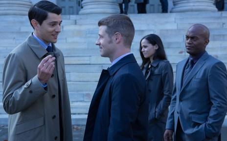 gotham - Gotham 1x09 : Harvey Dent