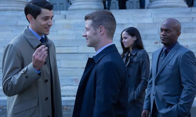 Gotham 1×09 : Harvey Dent