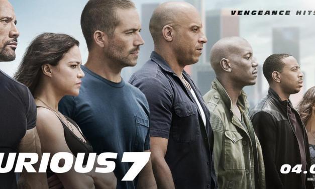 Furious 7 : la bande-annonce