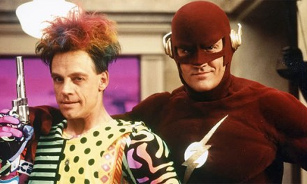 The Flash : le « retour » de Mark Hamill