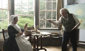Mr Turner scene from film