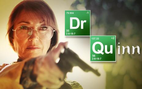 breaking bad - Dr. Quinn, Morphine Woman : la parodie Breaking Bad-esque