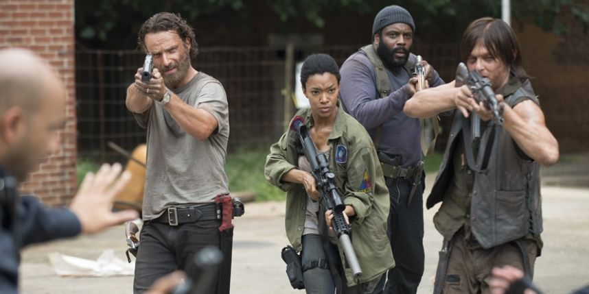 The Walking Dead : bilan de mi-saison