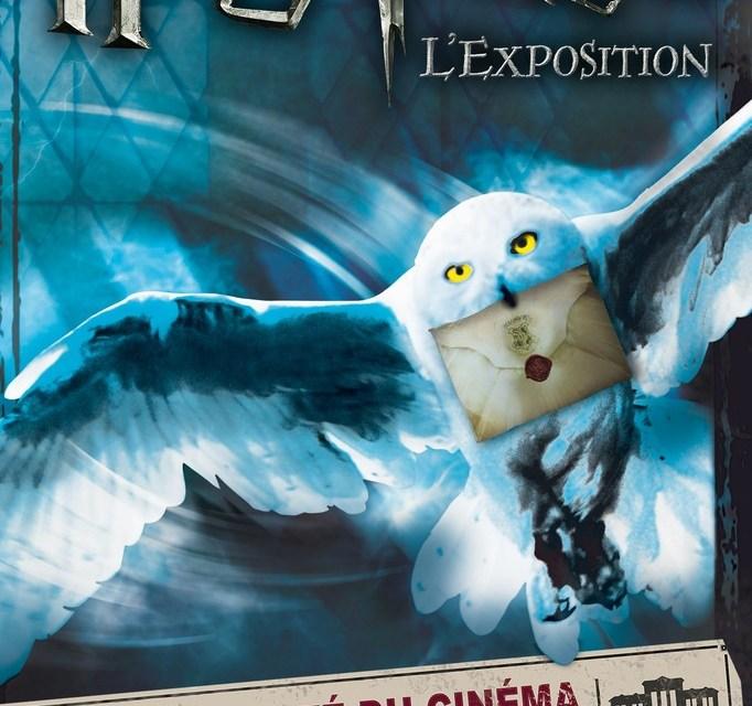 L'exposition Harry Potter arrive en France