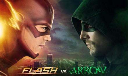 Superbe vidéo crossover Flash / Arrow