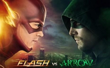 arrow - Superbe vidéo crossover Flash / Arrow