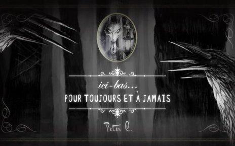 carine m - L'Effroyable Encyclopédie des Revenants : saisissant