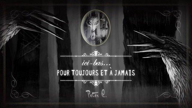 carine m - L'Effroyable Encyclopédie des Revenants : saisissant header encyclo