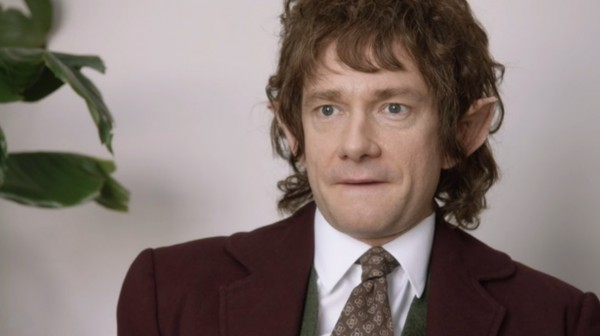 Quand le Hobbit rencontre The Office