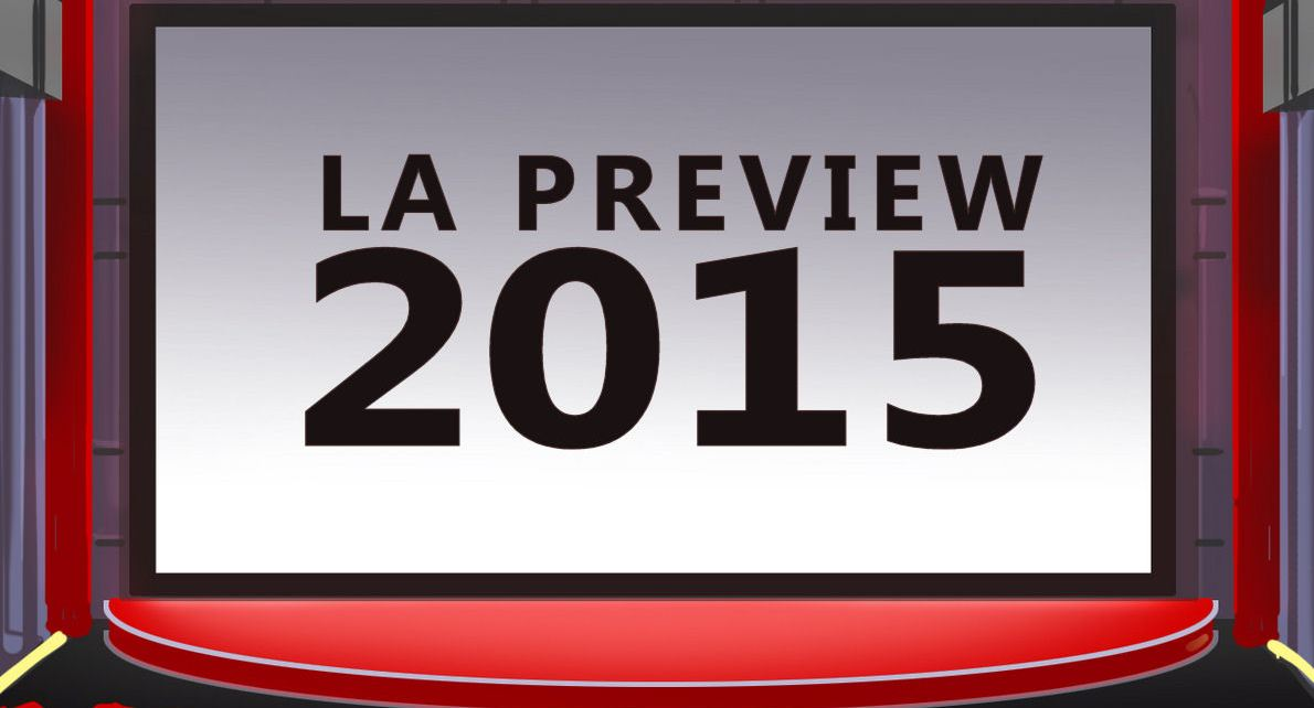 films 2015 - Le Calendrier de l'Après : la preview ciné 2015