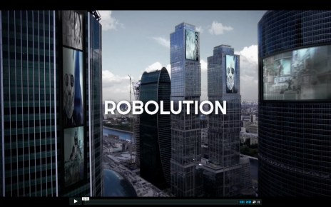 "robolution - Documentaire ""Robolution"", ce soir sur CINE+ Frisson : Robots ménagés robolution"