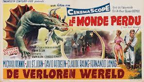 «Le Monde Perdu» d'Irwin Allen (1960) : la ressortie DVD
