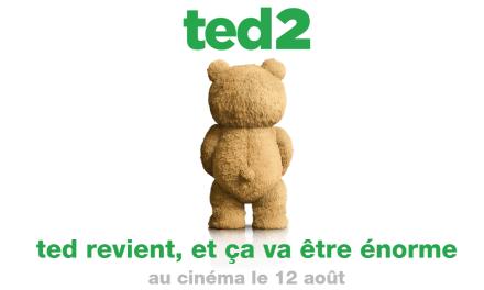 TED 2: la bande-annonce ratée