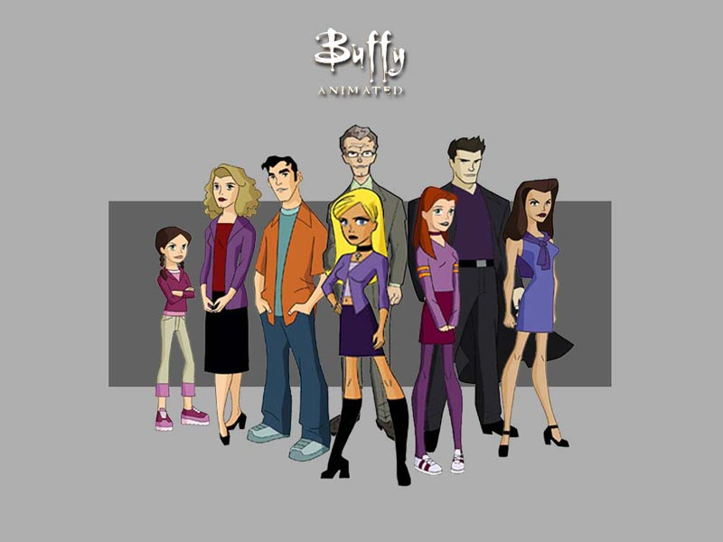 UE : Buffy The Animated Series