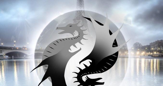 draconia - Draconia, la saga magique de Lise-Marie Lecompte draconia sceau dragon couv