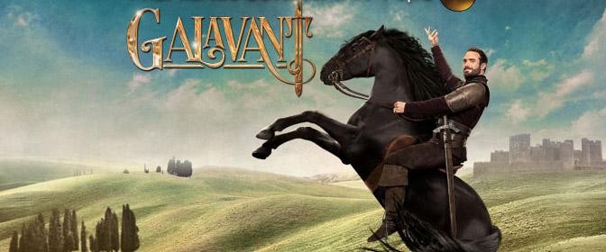 ABC - Galavant : le chant et l'épée s'allient pour l'humour galavant banner