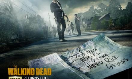 Teaser pour le retour de Walking Dead