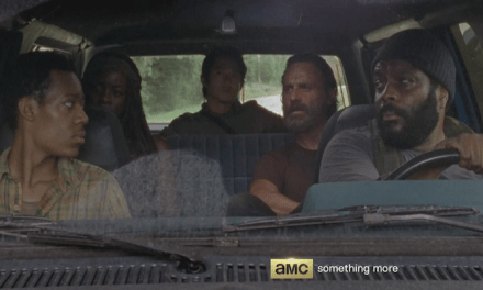 The Walking Dead 5×09 : What Happened and What's Going On