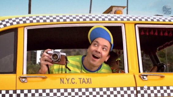 Jimmy Fallon se la joue Prince de Bel-Air