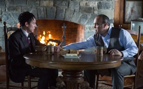 gotham - Gotham 1x14 : The Fearsome Dr Crane