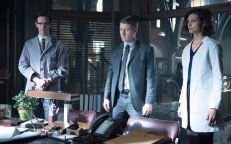 gotham - Gotham 1x16 : The Blind Fortune Teller
