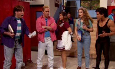 Jimmy Fallon réunit le cast de Sauvés par le Gong