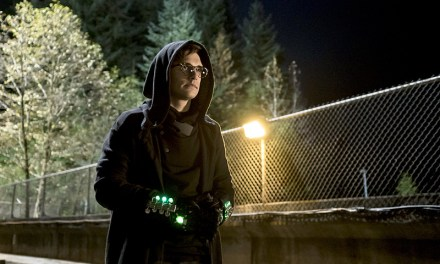 The Flash 1×11 The Sound and The Fury
