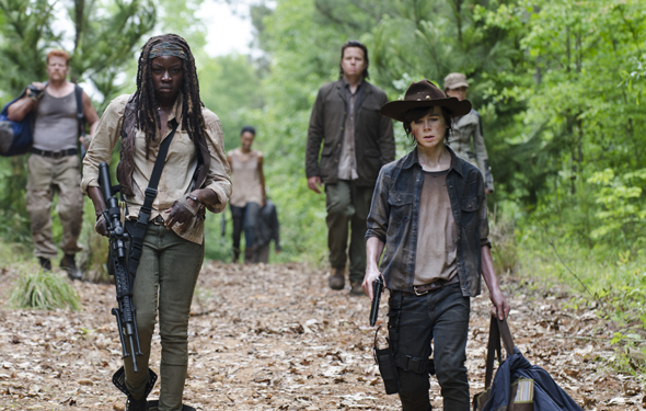 [Poisson d'avril] The Walking Dead : la saison 7 repoussée