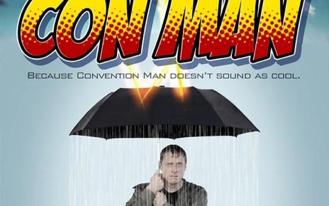Alan Tudyk - Con Man : le projet d'Alan Tudyk financé par Indiegogo 20150309181211 Con Man Poster new