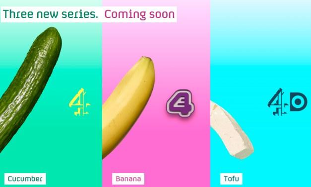 Cucumber / Banana – mangez 5 fruits et légumes par jour