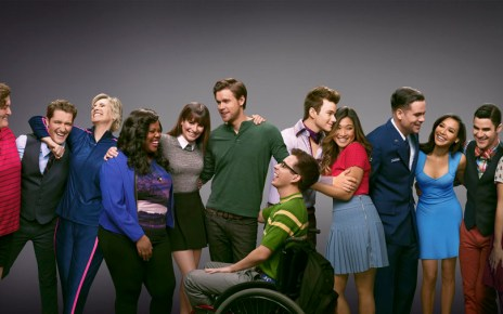 fox - La dernière chansonnette de Glee glee series finale cast