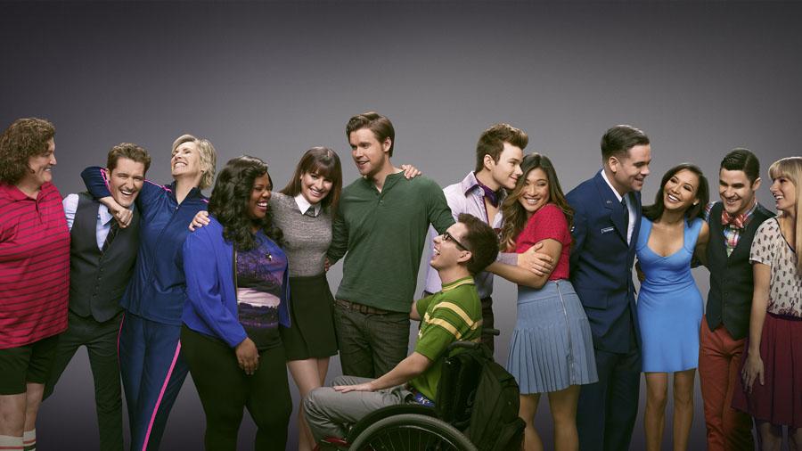 ryan murphy - La dernière chansonnette de Glee glee series finale cast