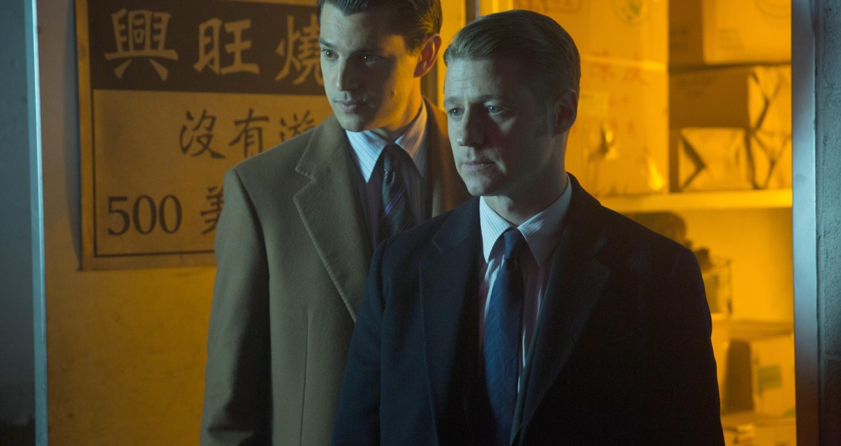 gotham - Gotham 1x18 : Everyone has a Cobblepot