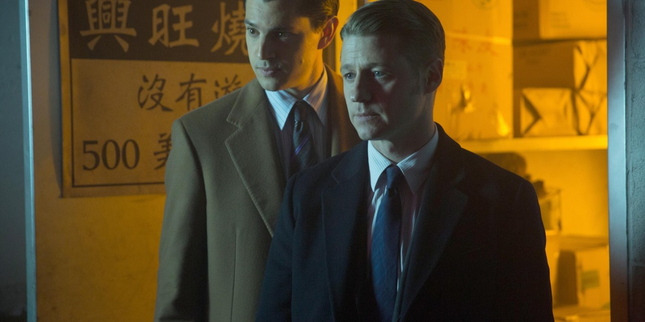 Gotham 1×18 : Everyone has a Cobblepot