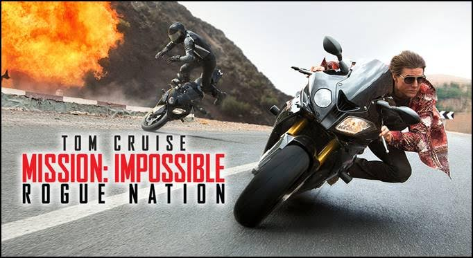 Mission Impossible 5 Rogue Nation : le trailer
