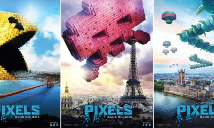 Pixels : Game over