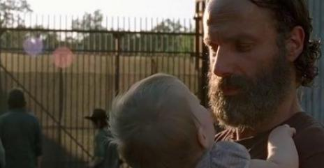 Walking Dead - The Walking Dead 5x12 : Remember