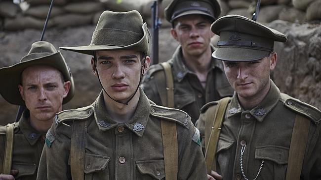 australie - Découvrir Gallipoli à Séries Mania