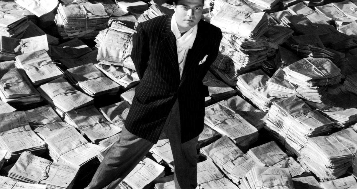 Nostalgie - Retour sur Citizen Kane, d'Orson Welles Citizen Kane 3