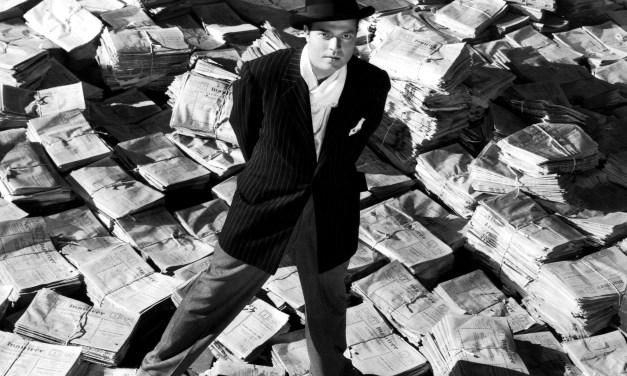 Retour sur Citizen Kane, d'Orson Welles