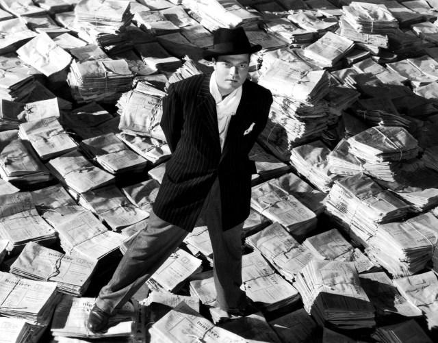orson welles - TCM Cinéma fête Orson Welles Citizen Kane 3