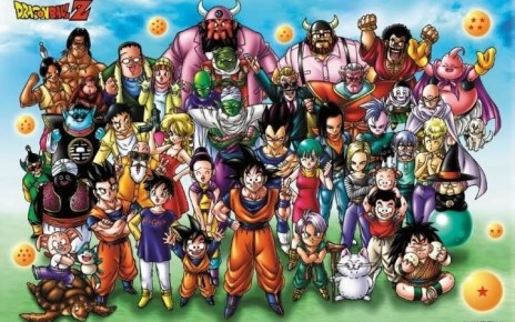 dragon ball - DRAGON BALL revient ! DBZ family dragon ball z