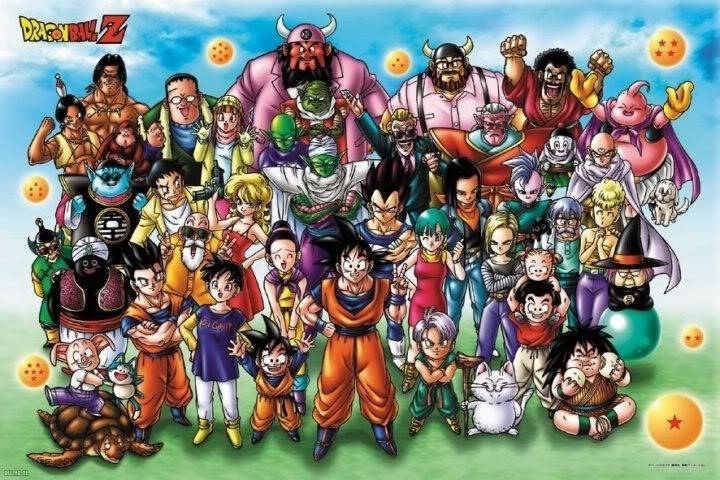 Dragon Ball Z - DRAGON BALL revient !