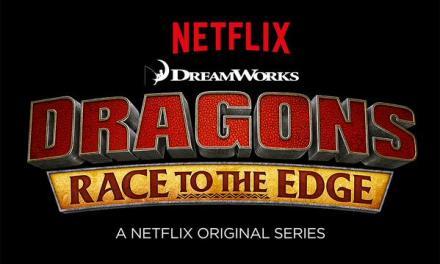 DRAGONS RACE TO THE EDGE : la TV moins bien que le cinéma
