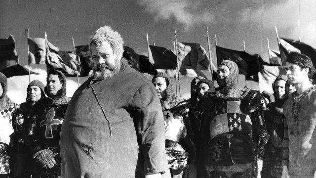 orson welles - TCM Cinéma fête Orson Welles Falstaff2